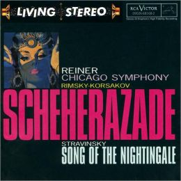Rimsky-Korsakov: Scheherazade / Stravinsky: Song of the Nightingale