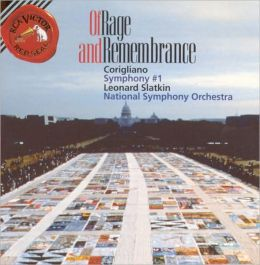 Corigliano: Of Rage And Remembrance, Symphony No.1