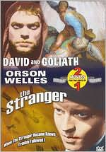 David and Goliath/the Stranger
