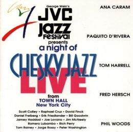 Chesky Jazz Live: From Town Hall New York City