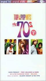 Top of the Pop Hits, Vol. 1: The 70's