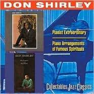 Pianist Extraordinare/Piano Arrangements of Famous Spirituals