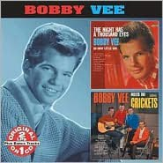 The Night Has a Thousand Eyes/Bobby Vee Meets the Crickets [Collectables]