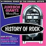 History of Rock: Jukebox Giants, Vol. 3
