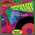 Spotlite on Rama Records, Vol. 1
