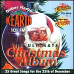 Ultimate Christmas Album: K-Earth 101 FM