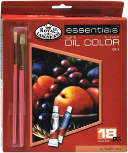 Essentials Oil Paint Set