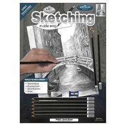Sketching Made Easy Kit 8.75