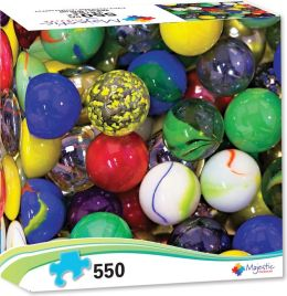 Simply Marble-ous 550 Piece Puzzle