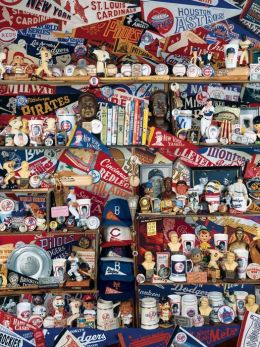 American Pastime 550 Piece Puzzle