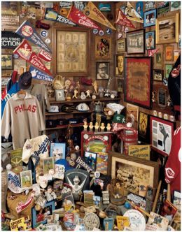 Collector's Closet 1000 Piece Jigsaw Puzzle