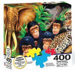 Animal Planet 400 Piece Puzzle