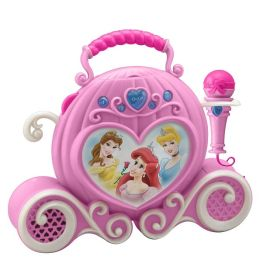 Disney Princess Enchanting MP3 Boombox, Sing-Along