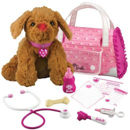 Barbie Pet Doctor Hug 'n Heal - Brown Retriever