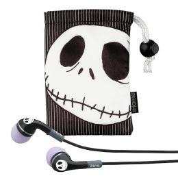 KIDdesigns DN-M15 Jack Nightmare Noise Isolating Earphones