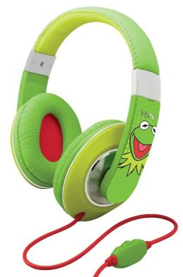 KIDdesigns DK-M40 Kermit Over the Ear Headphones