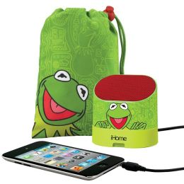 KIDdesigns DK-M63 Kermit Portable Rechargeable Speaker