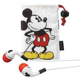KIDdesigns DY-M15 Mickey Mouse Earbuds