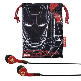 KIDdesigns MR-M15 Iron Man Earbuds