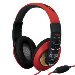 KIDdesigns MR-M40 Iron Man Headphones