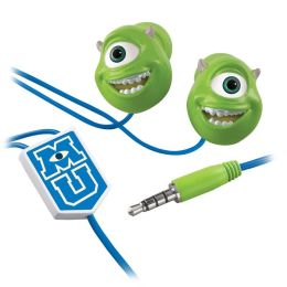 Monsters University MU-112 Mike Wazowski Earbuds