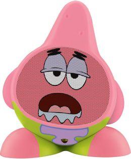SpongeBob SB-M66T Patrick Rechargeable Character Speaker