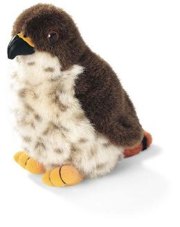 Wild Republic Red Tail Hawk Plush Toy