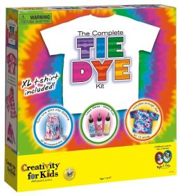 The Complete Tie Dye Kit