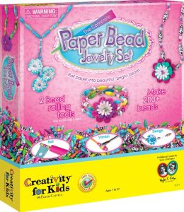 The Complete Paper Bead Jewelry
