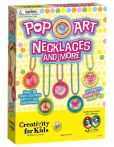 Product Image. Title: Pop Art Necklaces and More