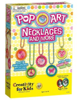 Pop Art Necklaces and More
