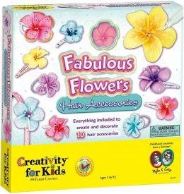 Flower Hair Accessories Creativity Set