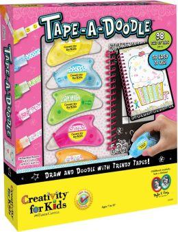 Tape a Doodle