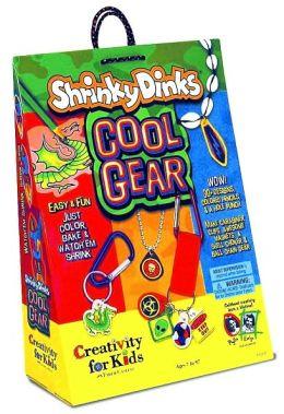 Shrinky Dinks Cool Gear