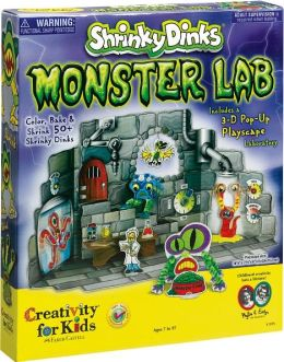 Monster Lab Creativity Set