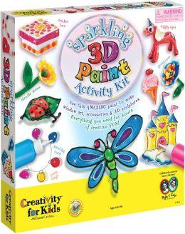 Sparkling 3D Wonder Paint