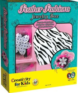 Feather Fashions Jewelry Box