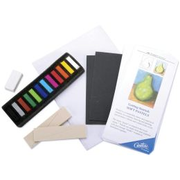Creative Studio Getting Started Art Kit-Soft Pastels