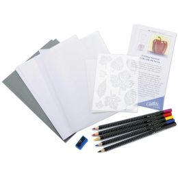 Creative Studio Getting Started Art Kit-Color Pencil