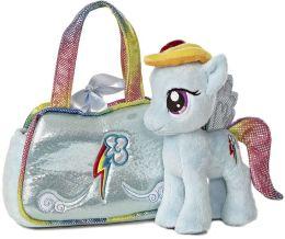 My Little Pony Rainbow Dash Cutie Mark Pet Carrier