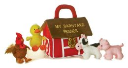 Barnyard Friends Playset