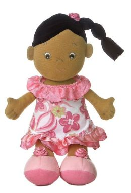 My Dolly Yasmin 10 inch Plush Doll