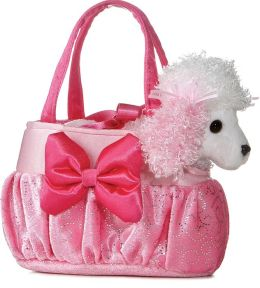 Lots of Pink Pet Carrier
