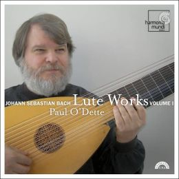Bach: Lute Works, Vol. 1