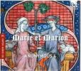 CD Cover Image. Title: Marie et Marion, Artist: Anonymous 4