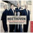 CD Cover Image. Title: Beethoven: The Complete String Quartets, Artist: Tokyo String Quartet