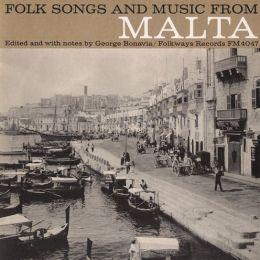 Folk Songs & Music [Malta]