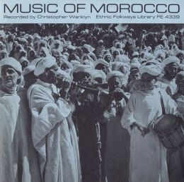 Music of Morocco [Folkways]