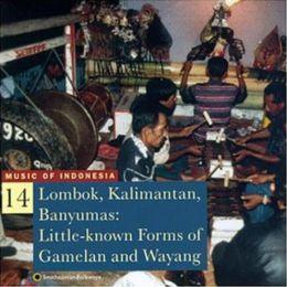 Music of Indonesia, Vol. 14: Lombok Kalimantan