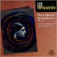 Leo Ornstein: Piano Quintet: String Quartet No. 3